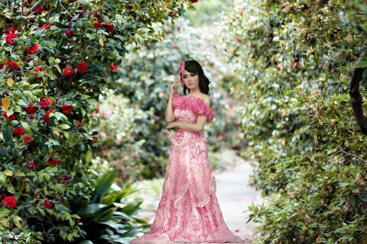 Wedding look photo